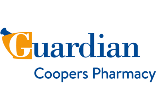 Guardian Coopers Pharmacy logo