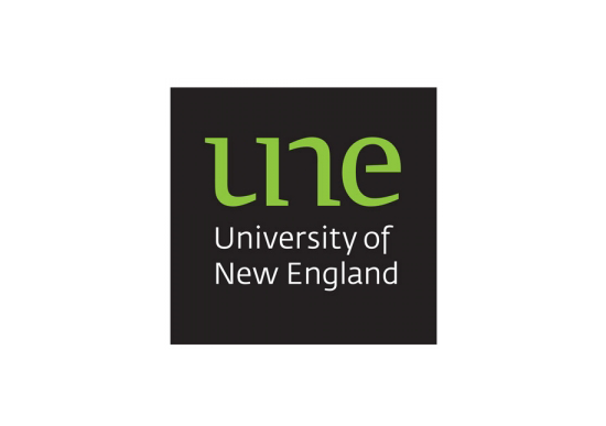 University of New England logo