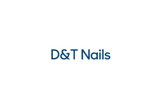D&T Nails logo