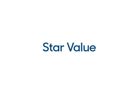 Star Value logo