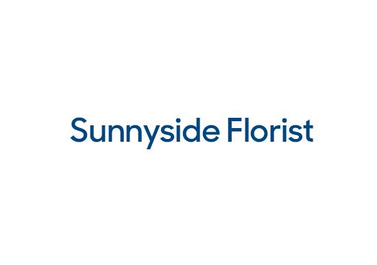 Sunnyside Florist logo